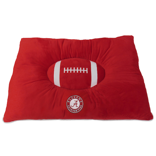 Collegiate Alabama Crimson Tide Pillow Bed