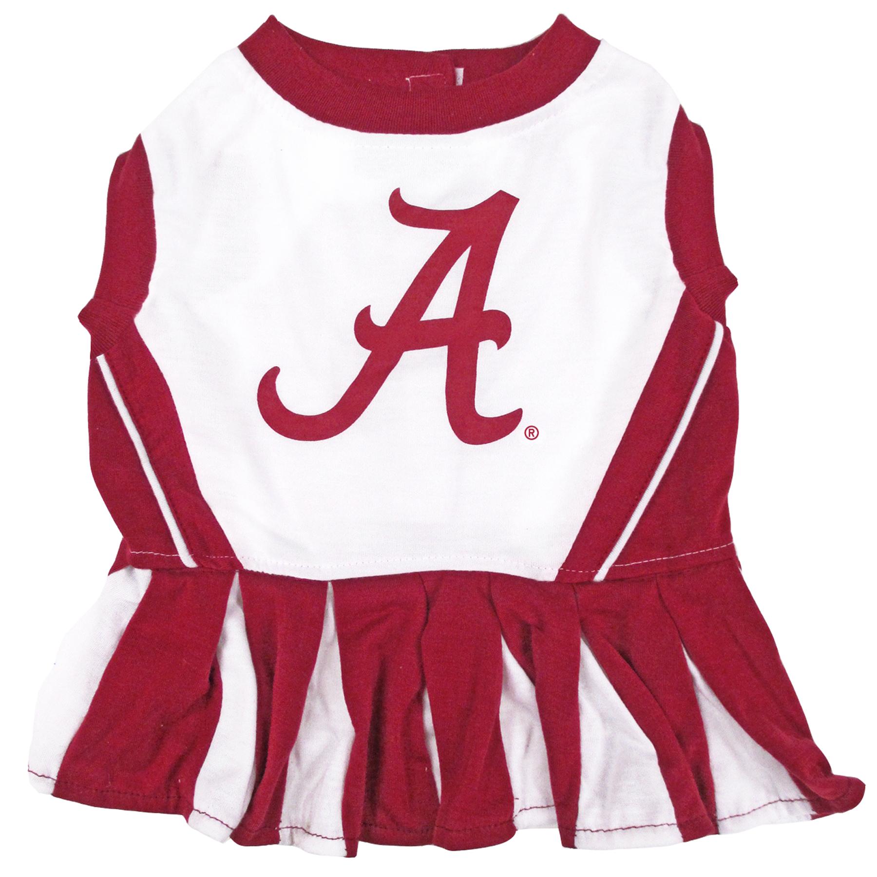 Collegiate Alabama Crimson Tide Cheerleader - Extra Small