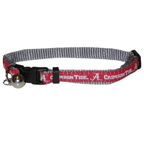 Collegiate Alabama Crimson Tide Cat Collar