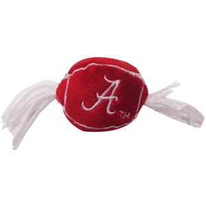 Alabama Crimson Tide - Catnip Toy