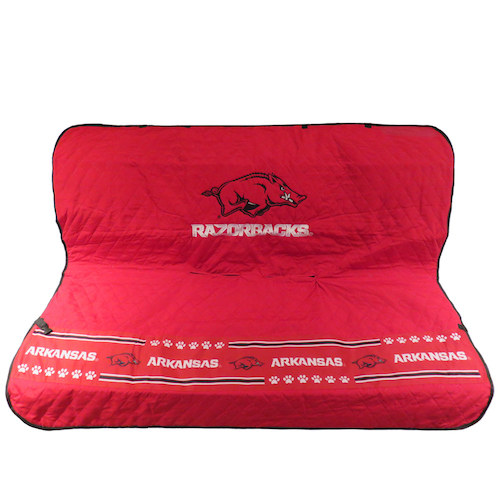 Arkansas Razorbacks - Car Seat Cover