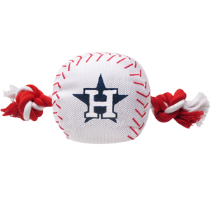 Houston Astros - Nylon Baseball Toy