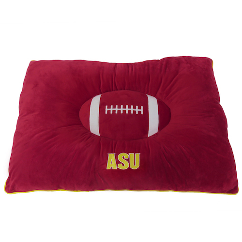 Arizona Sun Devils - Pet Pillow Bed