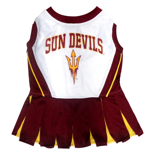 Arizona Sun Devils- Cheerleader