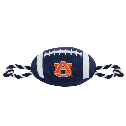 Auburn Tigers - Nylon Football Toy