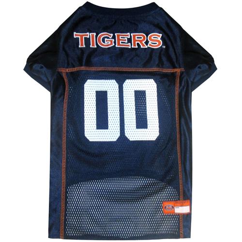 Collegiate Auburn Tigers Mesh Jersey - Extra Extra Large