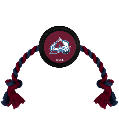 Colorado Avalanche® - Hockey Puck Toy
