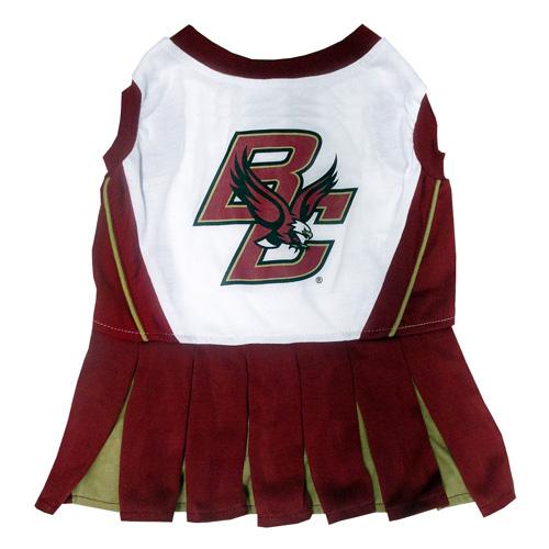 Collegiate Boston College Eagles Cheerleader - Extra Small