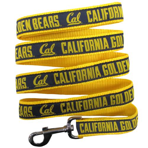 Collegiate California Golden Bears Leash - Large