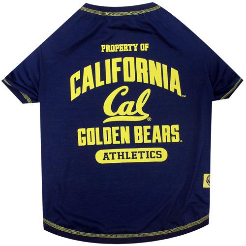 Collegiate California Golden Bears Tee Shirt - Extra Small