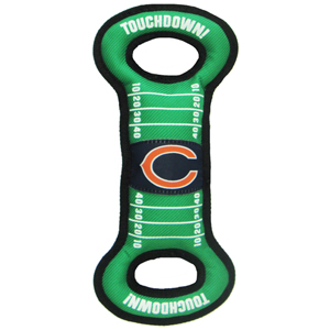 Chicago Bears - Field Tug Toy