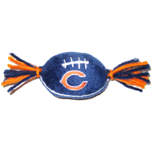 Chicago Bears - Catnip Toy