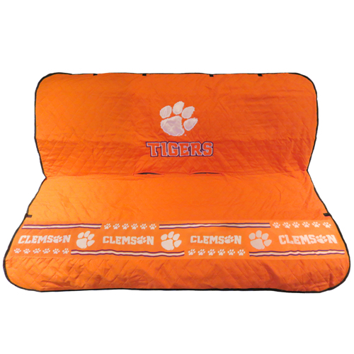 Clemson Tigers - Car Seat Cover