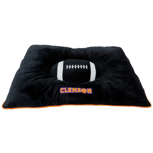 Clemson Tigers - Pet Pillow Bed