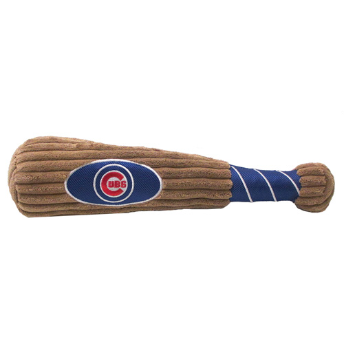 Chicago Cubs - Plush Bat Toy
