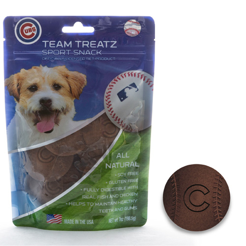 MLB Chicago Cubs Dog Treats
