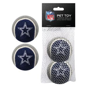 Dallas Cowboys - Tennis Ball 2-Pack