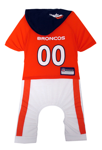 Denver Broncos - Pet Onesie