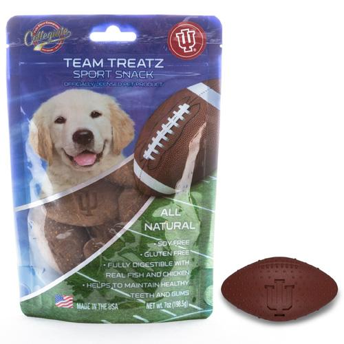 Collegiate Indiana Hoosiers Dog Treats