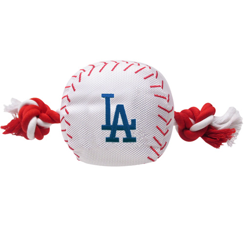 Los Angeles Dodgers - Nylon Baseball Toy