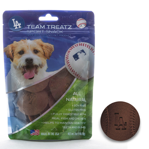 MLB La Dodgers Dog Treats