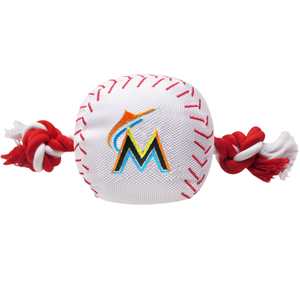 Miami Marlins - Nylon Baseball Toy