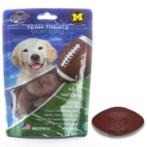 Collegiate Michigan Dog Treats