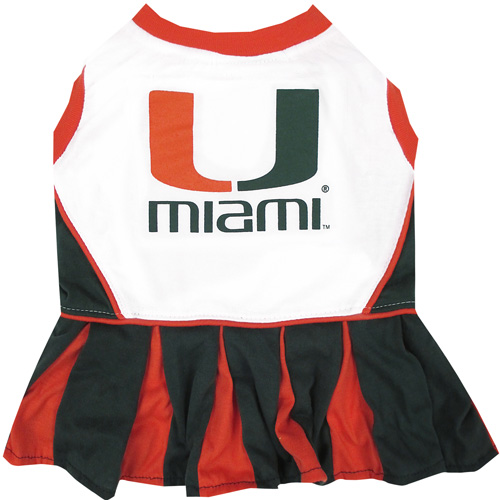 Miami Hurricanes - Cheerleader