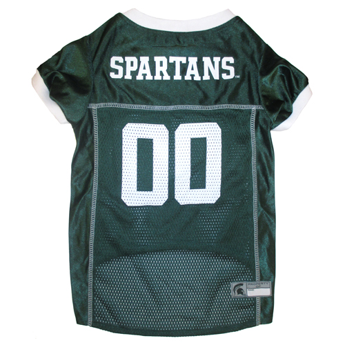 Michigan State Spartans - Football Mesh Jersey