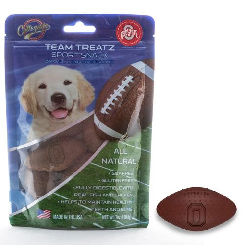Collegiate Ohio State Dog Treats