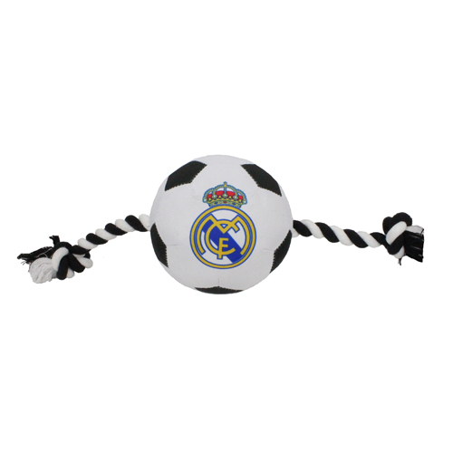 Real Madrid - Nylon Soccer Ball Toy