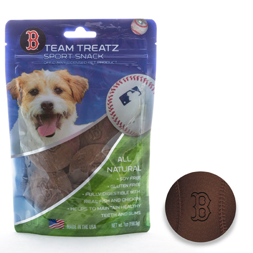 MLB Boston Red Sox Dog Treats