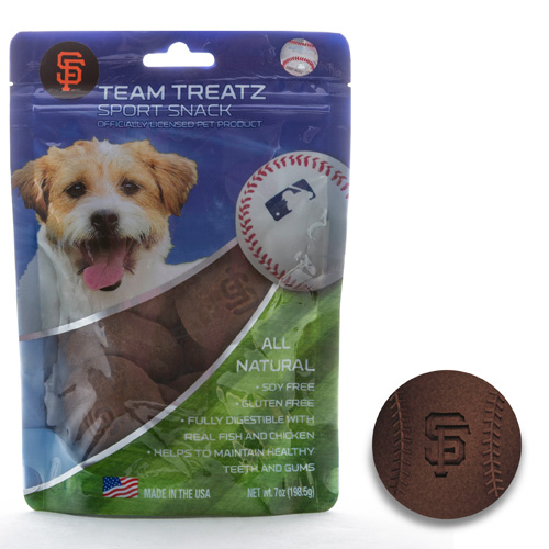 MLB San Francisco Giants Dog Treats