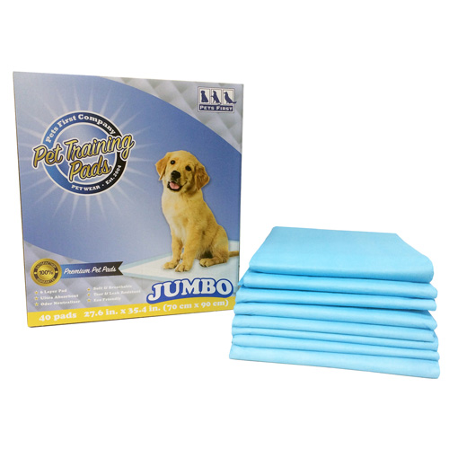 Pets First - Training Pads 40
