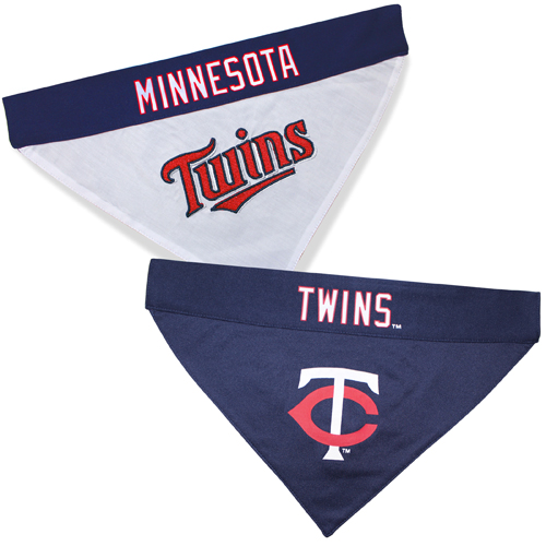 Minnesota Twins - Home and Away Bandana
