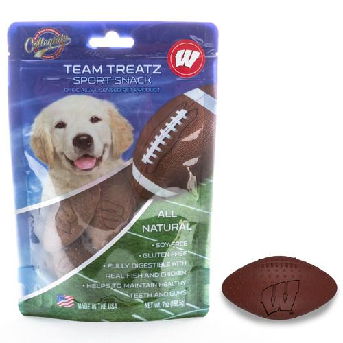 Collegiate Wisconsin Dog Treats