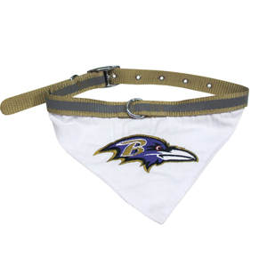 Baltimore Ravens - Collar Bandana
