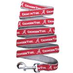 Doggie Nation Collegiate Alabama Crimson Tide Leash - Large