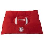 Doggie Nation Collegiate Alabama Crimson Tide Pillow Bed
