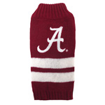 Doggie Nation Collegiate Alabama Crimson Tide Sweater - Extra Small