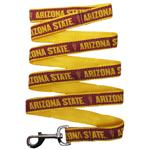 Doggie Nation Collegiate Arizona State Sun Devils  Leash - Large