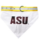 Doggie Nation Collegiate Arizona State Sun Devils Collar Bandana - Large