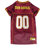 Doggie Nation Collegiate Arizona State Sun Devils Jersey - Extra Extra Large