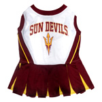 Doggie Nation Collegiate Arizona Sun Devils Cheerleader - Small