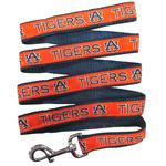 Doggie Nation Collegiate Auburn Tigers Leash - Large