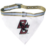 Doggie Nation Collegiate Boston College Eagles Collar Bandana - Large