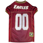 Doggie Nation Collegiate Boston College Eagles Jersey - Small