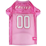 Doggie Nation Collegiate Boston College Eagles Pink Jersey - Extra Small