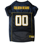 Doggie Nation Collegiate California Golden Bears Jersey - Extra Small