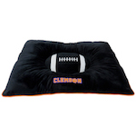 Doggie Nation Collegiate Clemson Tigers Pillow Bed